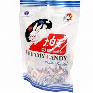 White Rabbit Creamy Milk Candy 6.3 oz