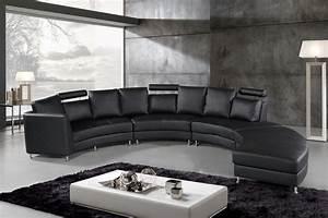 Italian, Design, Circular, Sofa