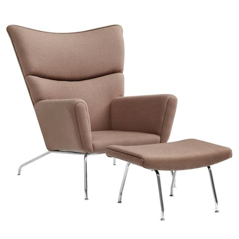 sd159 high back upholstered fabric lounge chair set city