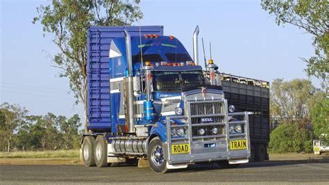 australian trucks slideshow  road trains  youtube