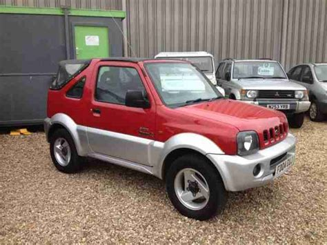 Suzuki Jeep For Sale by Suzuki 2004 Jimny Jeep 02 Convertible 38 000 Only