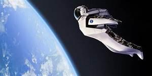 Concept Astronaut Re-Entry Spacesuit Looks Ace - But ...