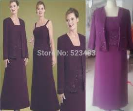 wedding dresses for grandmother of the 2014 new free jackt new purple grandmother of the pant suits wedding guest occasion dress
