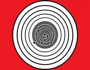 Blank Target Sport Stock Illustrations  U2013 503 Blank Target