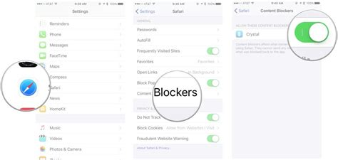 adblock on iphone how to block ads on your iphone or imore