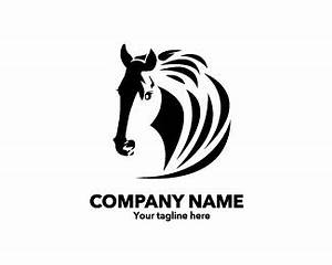 Horse head logo Designed by sivladi | BrandCrowd