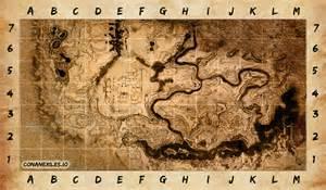 Map Exiles Conan