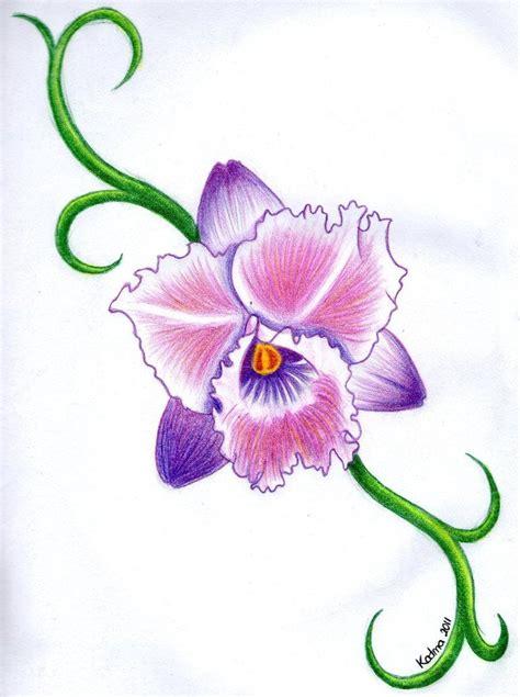 Orchids Tattoo Designs orchid tattoo tattoo ideas  im brave 772 x 1035 · jpeg