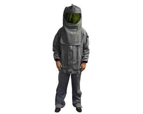 40 in gas range arc flash clothing arc flash ppe arc flash protection