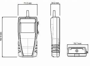 Luftstrom Berechnen : kimo fl gelradanemometer lv 110 f r luftgeschwindigkeit volumen ~ Themetempest.com Abrechnung