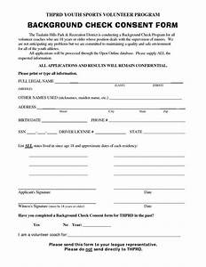 background check consent form template the top 2 With background check application template