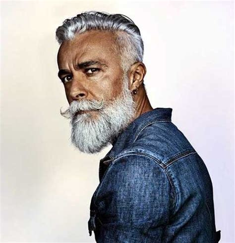 Cool Old Man Haircuts You Should See