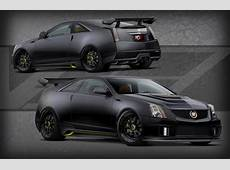 D3 Cadillac's 1,001HP Le Monstre CTSV Coupe To Debut In