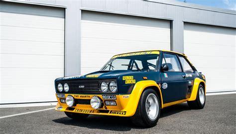 Fiat 131 Abarth For Sale by Invelt Fiat 131 Abarth Invelt Rallied Raced