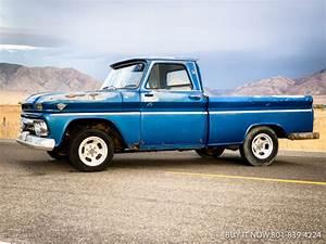 1965 Gmc  U0026quot C10 U0026quot  Original V6 4