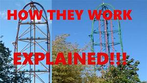 How Top Thrill Dragster/Kingda Ka Work Explained - YouTube