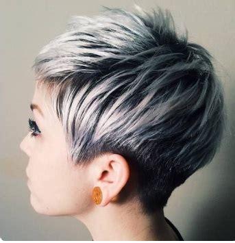 coupes garconnes pour femmes tendance  coiffure