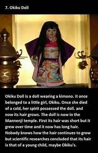 Japanese Urban Legends Okiku Doll Urban Legends