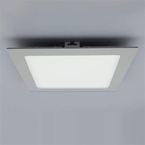 Led Licht Panel by Licht Design 30438 Einbau Led Panel 1440 Lumen 22x22 Cm
