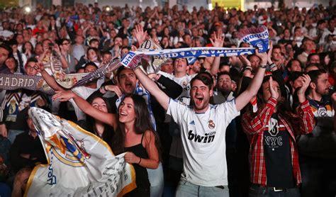 Real Madrid Punished By UEFA For Racist Behavior Of Fans ...