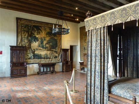 chambre henri 2 château d 39 amboise le 18 août 2016