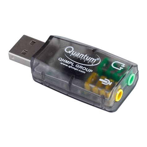 qhmpl qhm 623 3d virtual 5 1 usb sound card usb adapter black buy qhmpl qhm 623 3d virtual 5