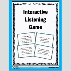 The 25+ Best Listening Games Ideas On Pinterest  Kids Brain Games, Indoor Games For Kids And