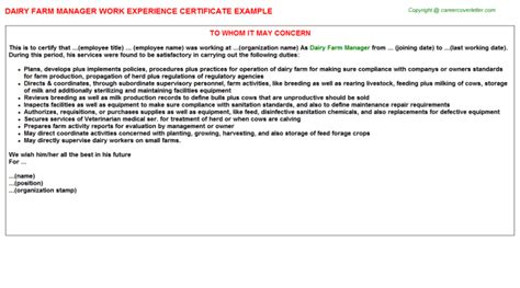 stunning dairy manager resume contemporary resume