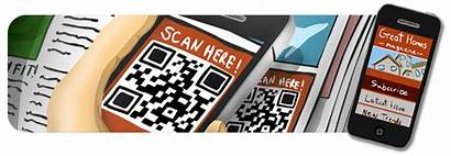 Qr Codes Magazines Publishers Newsletters Newspapers Catalogs