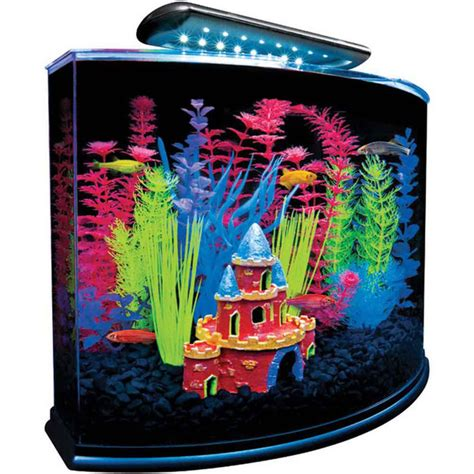 GloFish Aquarium Kit with Blue LED - 5 Gallon