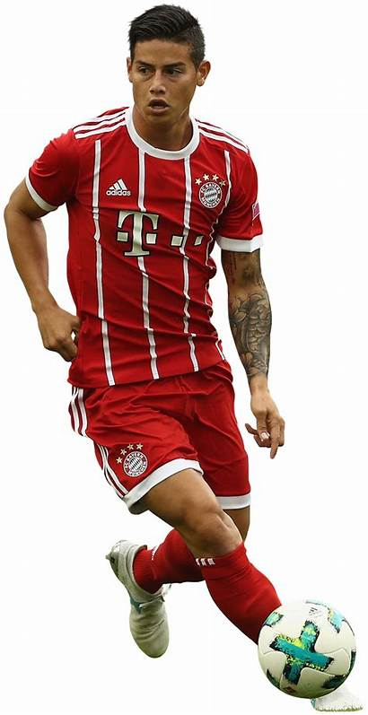James Rodriguez Render Bayern Munich Footyrenders Football