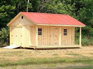1039 x 1839 shed with 439 porch metal roof windows and for Amish metal buildings