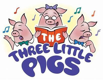 Pigs Three Park Transparent Wildwood Arts Touring