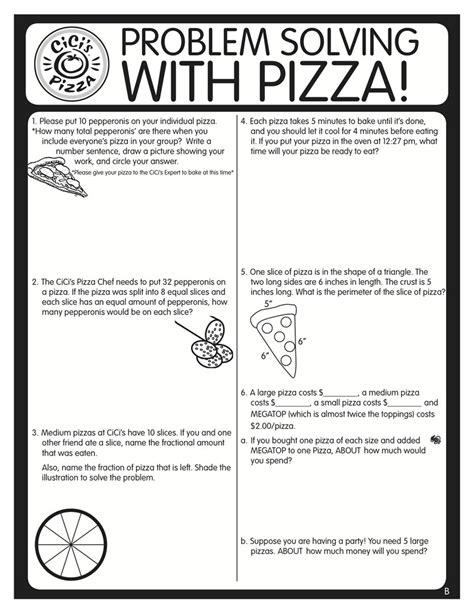 math problem solving worksheets kindergarten math