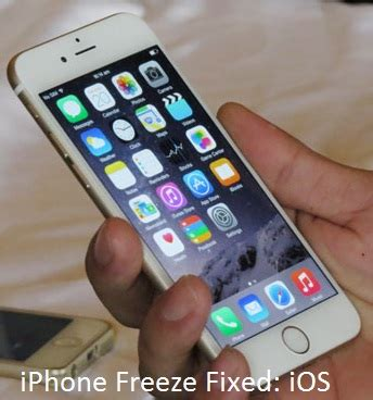 is my iphone frozen iphone 8 home screen freeze bug 187 iphone news solution site