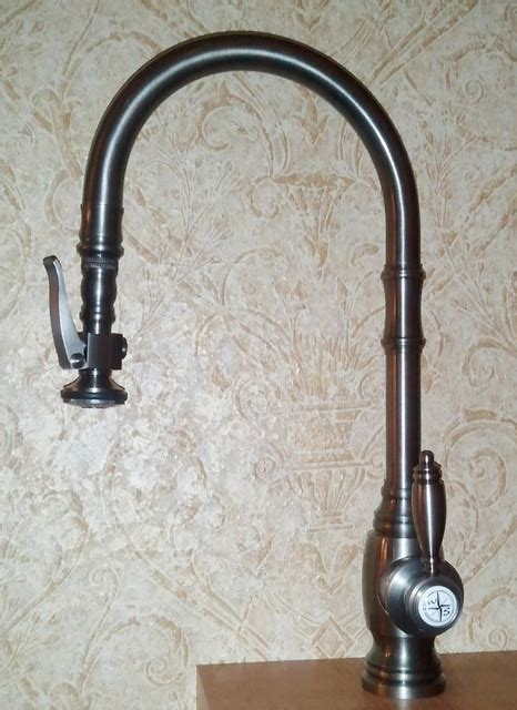 traditional kitchen faucet waterstone 5500 traditional pull faucet