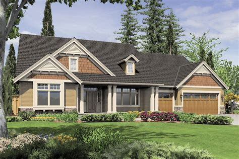 Craftsman Style House Plan 3 Beds 2 5 Baths 2373 Sq/Ft