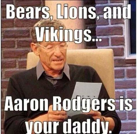 Aaron Meme - aaron rodgers quotes like success