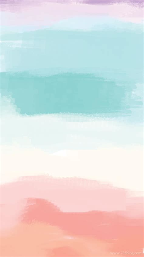 Adding a splash of color is fitting for the summer months and also shows off the dynamic range of apple's. Watercolor iPhone Wallpaper - Supportive Guru