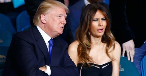 Donald Trump has a lot of problems- Melania Trump poo isn