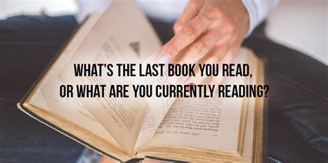 Friday Question What's The Last Book You Read, Or What Are You Currently Reading? Kinetix