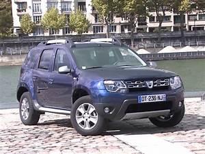 Dacia Duster Confort Tce 125 4x4 : essai dacia duster 1 2 tce 125 4x4 s rie limit e 10 ans 2015 youtube ~ Medecine-chirurgie-esthetiques.com Avis de Voitures