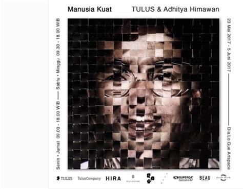 Pameran Foto 'manusia Kuat' Karya Tulus
