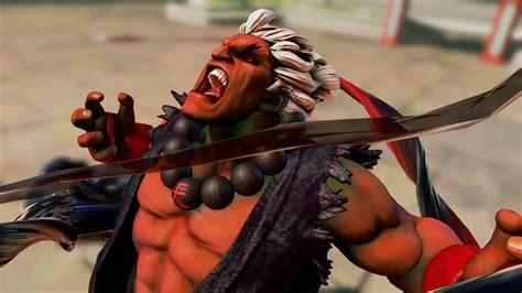 Street Fighter 5 Ae Shin Akuma Youtube
