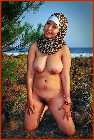 Hijab Nude In Beach [hijab Telanjang Di Pantai] Photo Album By Kamikichi