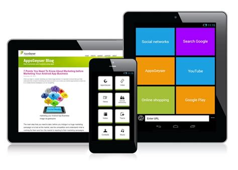 android template so appsgeyser what is an android app template