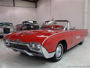 1963 Ford Thunderbird Convertible  U2013 Daniel Schmitt  U0026 Co