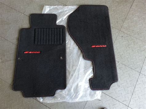 honda s2000 floor mats from silver ap1 to white ap2 s2ki honda s2000 forums