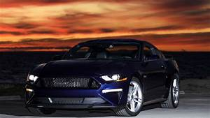 Ford Mustang GT Fastback 2017 4K Wallpaper | HD Car Wallpapers | ID #9085