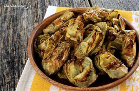 artichoke hearts recipe everyday dishes diy